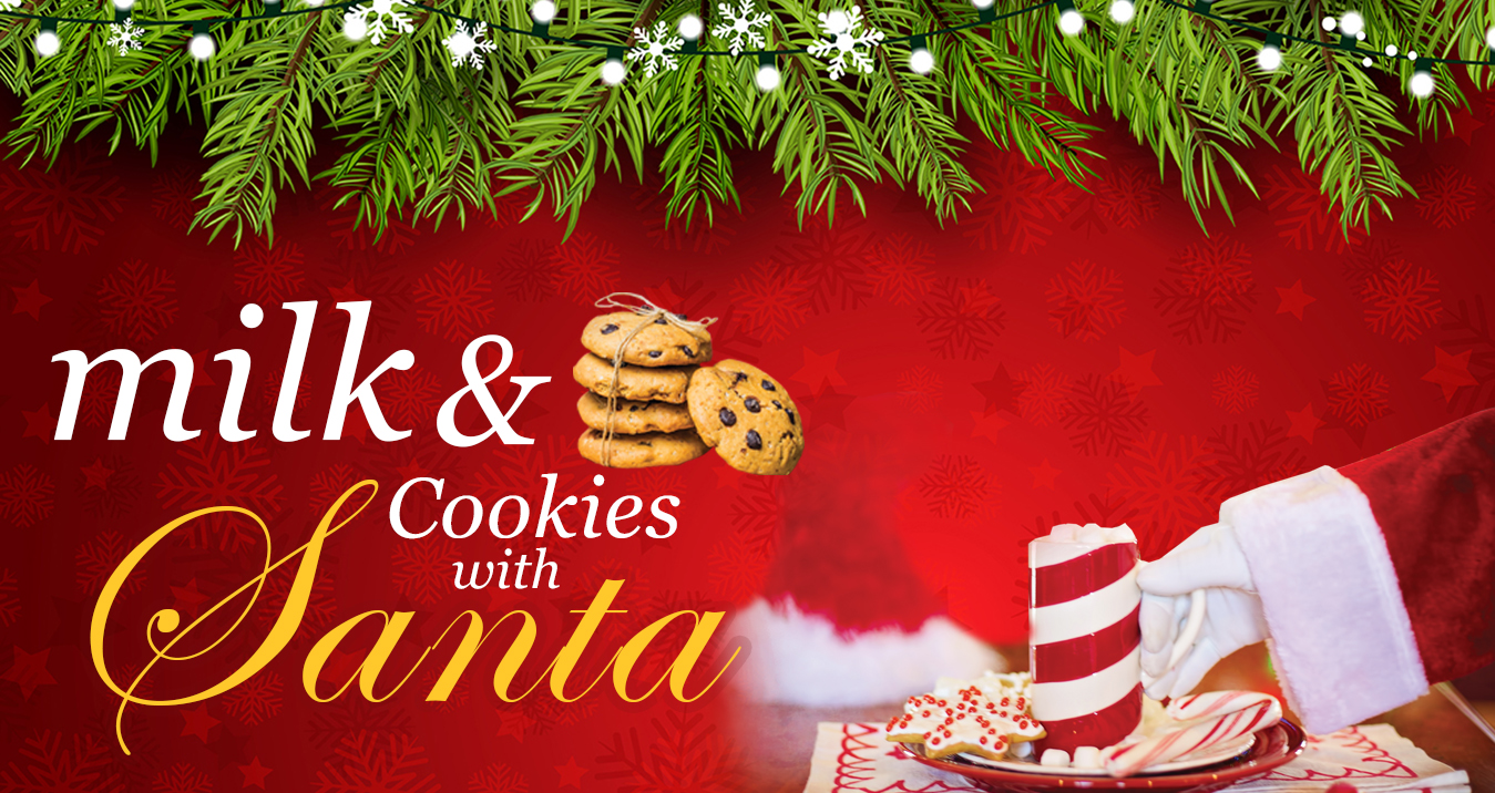 Cookies And Milk With Santa The Wilson Group