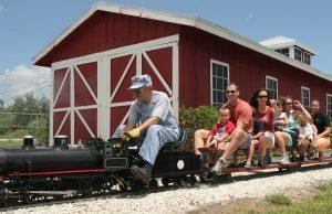Steam Train Rides 3
