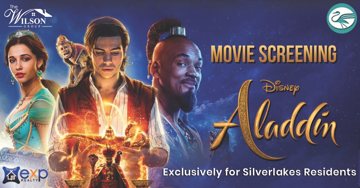 Aladdin Movie Screening